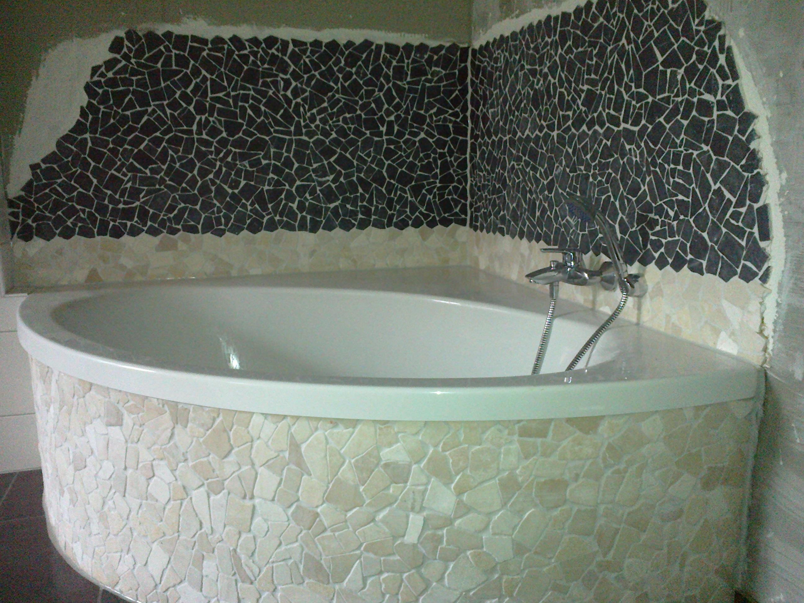 naturstein mosaik verlegen va08 kyushucon. Black Bedroom Furniture Sets. Home Design Ideas